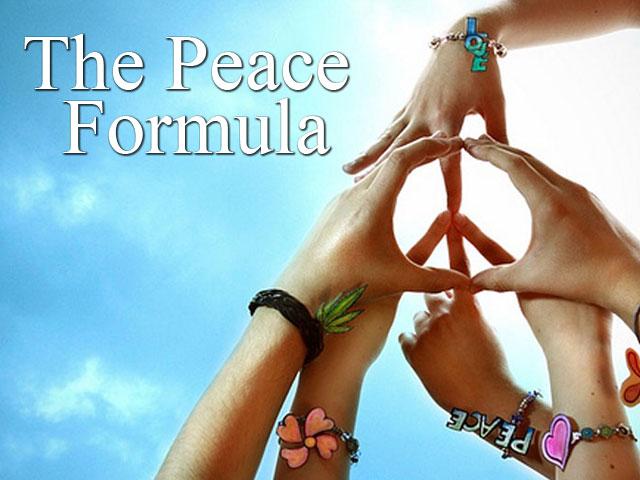 The peace formula