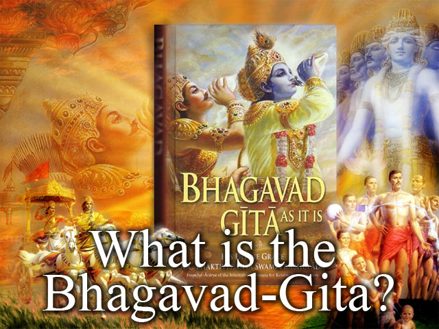 What is the Bhagavad-Gita?