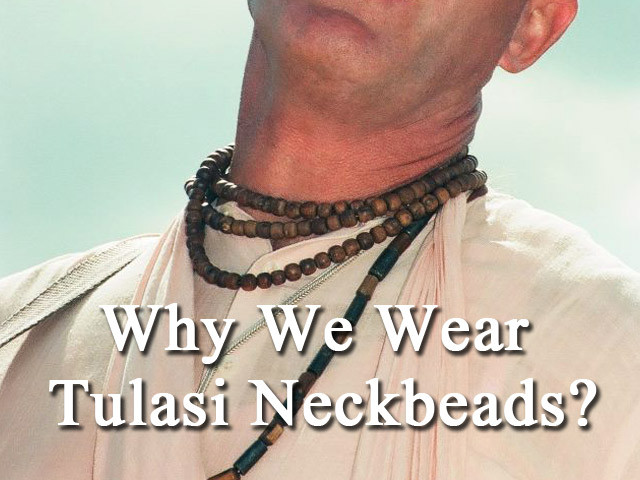 Why do we wear Neck-beads?